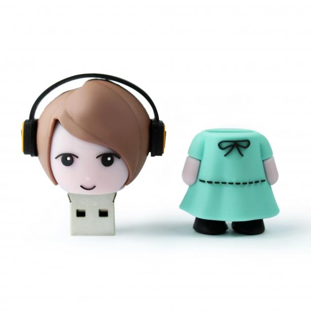 Doll USB 2