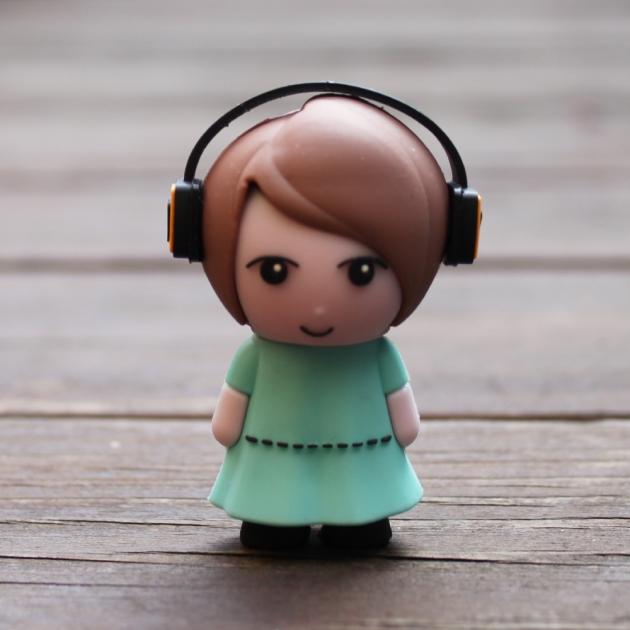 Doll USB 3