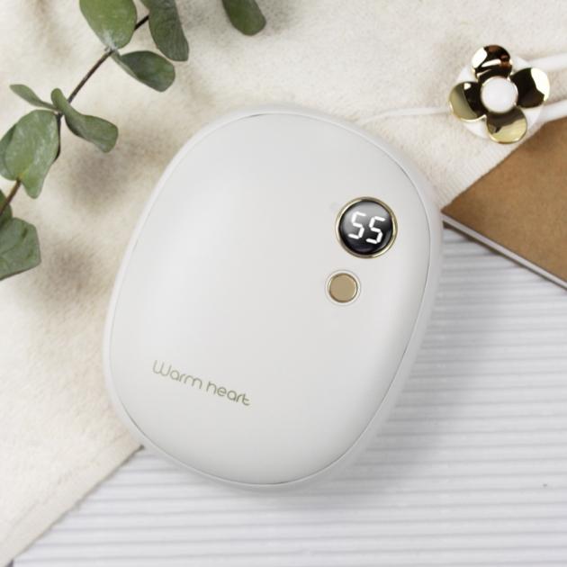 多功能電子暖暖包 - 白 1