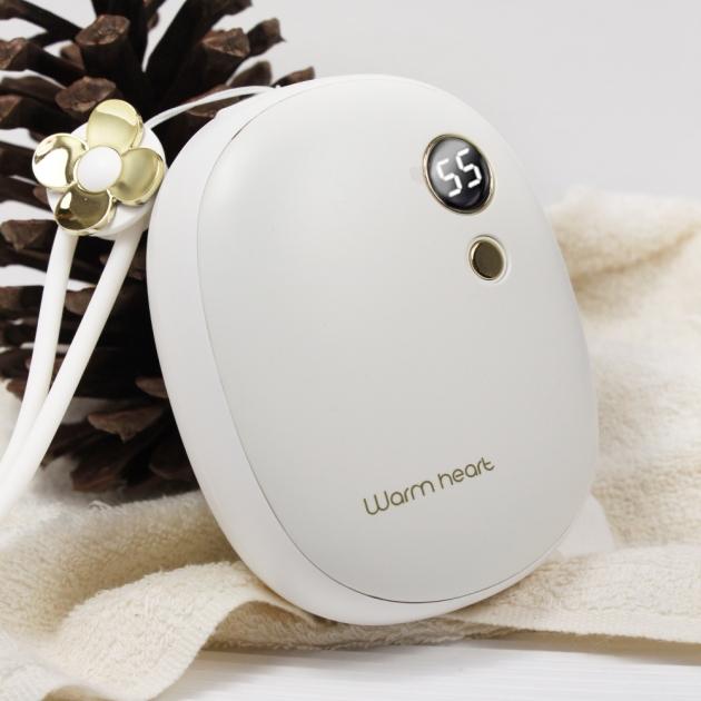 多功能電子暖暖包 - 白 2