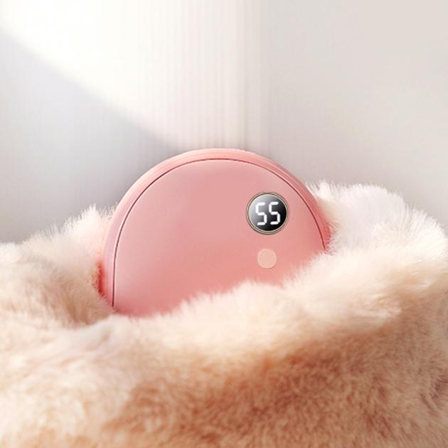 多功能電子暖暖包 - 粉 4