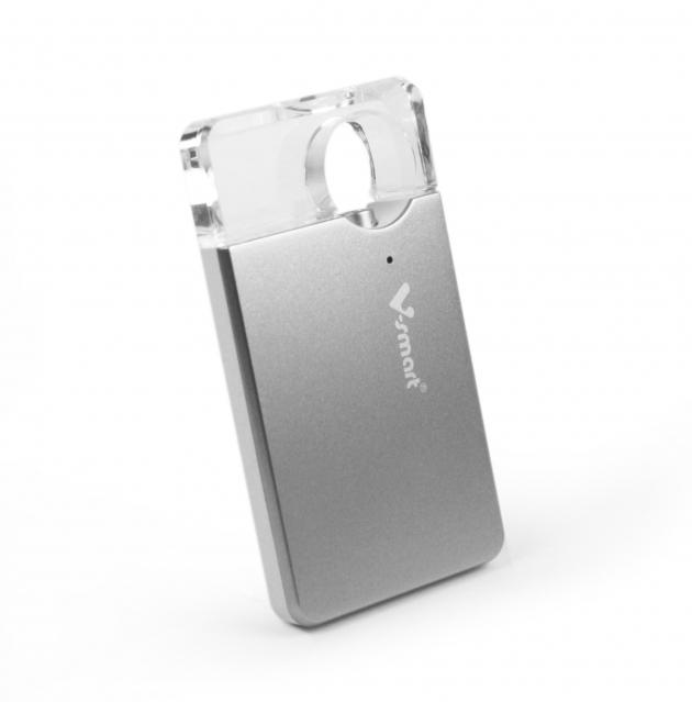 攜帶式迷你雲 5G WI-FI 無線隨身碟 64GB-銀色 1
