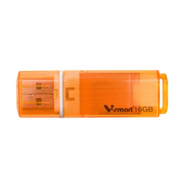 安全加密高速隨身碟-橘色-16GB 4
