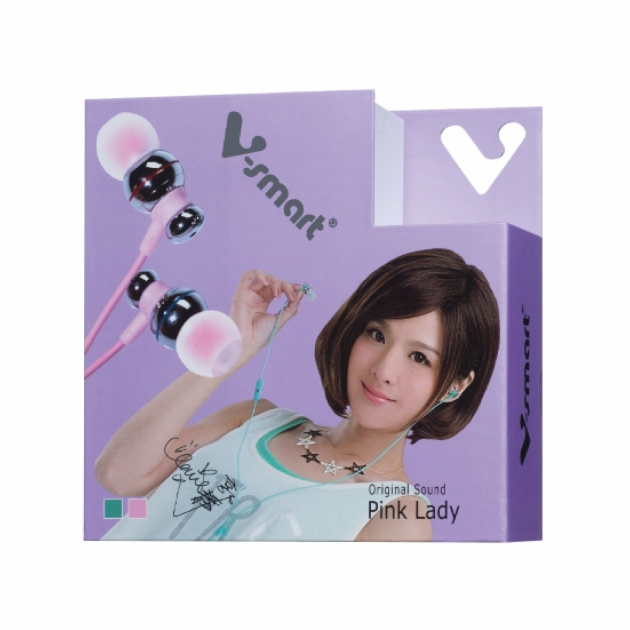 Pink Lady  甜美時尚 3